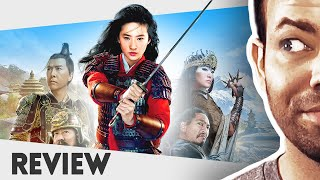Mulan (2020) - Movie Review