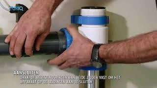 PURIQ Bright installatie video Nederlands