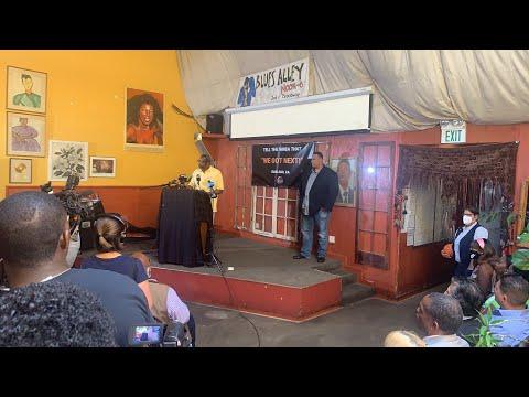 WNBA press conference Oakland - Vlog