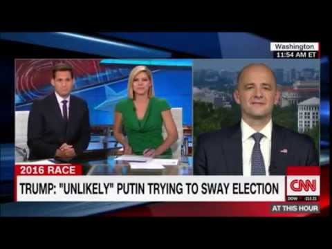 Evan McMullin: CIA Sources Say Trump is Being Blackmailed by Putin