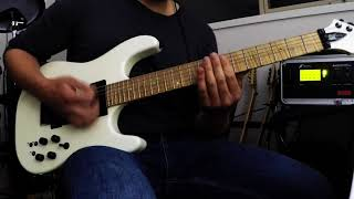 """Rollins Band - """"Liar"""" (guitar cover)"""