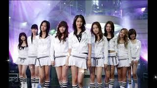 GIRLS' GENERATION(소녀시대) 다시만난세계+소녀시대+힘내