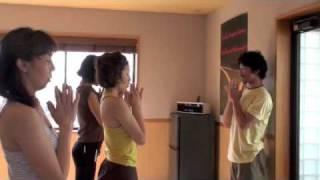 KazuyaYOGA-090329 Udaya yoga studio-lesson