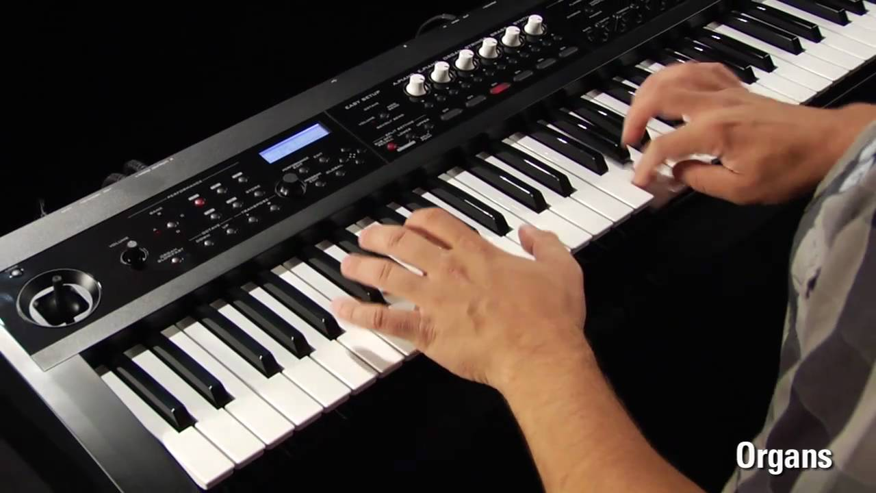 korg ps60 performance synthesizer official product introduction rh youtube com Korg X5D Korg M3