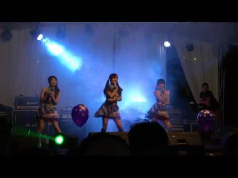 (Fancam) AKB48 - Tenshi no Shippo covered by KIRARI @HOTARU ITB May29, 2016