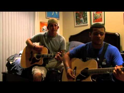 Drunk On You cover by Clay Cowart & Chad Bishop