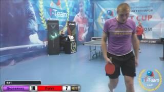 Деревянко - Пугач. 9 января 2017 TT Cup