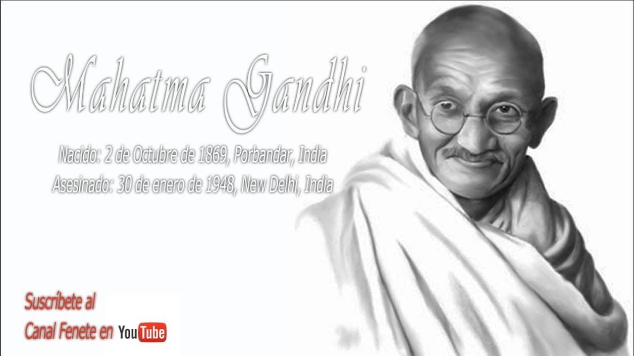 El Genio De Gandhi En Sus 10 Mejores Frases