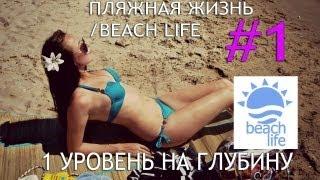 Beach Life Прохождение/Пляжная жизнь. Обзор. Игра.1 Уровень