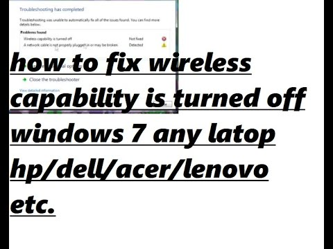 My laptop wont connect to wifi lenovo