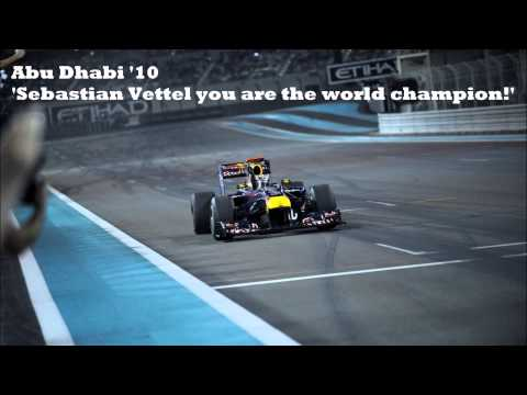 Sebastian Vettel BEST team radio compilation EVER!