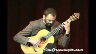 Guitar classical Jim Greeninger, Intro & Romance - daypiano.edu.vn