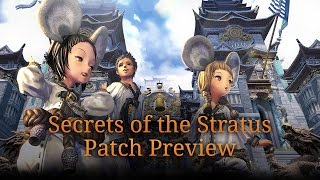 Blade & Soul:Secrets of the Stratus Patch Preview - Part1