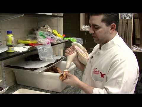 Cake Boss: Take a Tour of Carlo