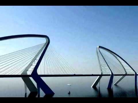 Bridge Animation (Grand Arc Bridge)
