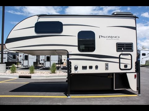 Forest River Palomino Hs650 Truck Camper Rv Review Access Rv