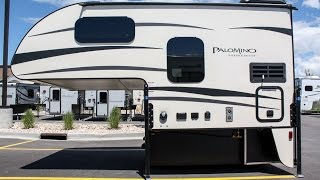 Forest River Palomino HS650 Truck Camper