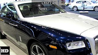 Hot News !!!! 2018 Rolls Royce Phantom   Exterior and Interior Walkaround