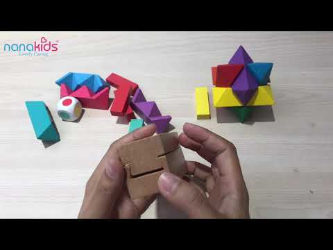 IQ TOYS #5 Big Surprise with wooden IQ toy