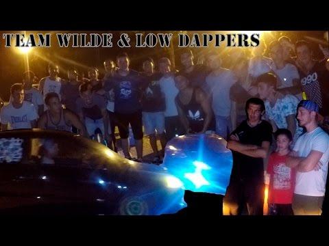 COPAMOS EL PLANETARIO! Low Dappers y Team Wilde
