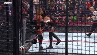 Triple H - Elimination Chamber WWE Championship Match