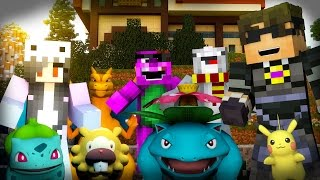 WHO'S THAT POKEMON! | Minecraft Mini-Game PROP HUNT! /w Facecam