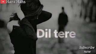 New Punjabi Sad Song Whatsapp Status Video | New Sad Status 2019 ( Zindegi Tera Naal )