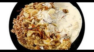 Печёнка с гречкой от Ильи Лазерсона / Обед безбрачия / русская кухня