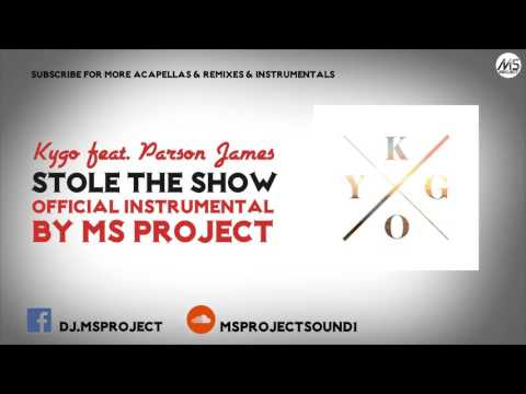 Kygo - Stole The Show ft. Parson James (Official Instrumental) + DL