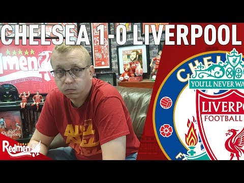Beaten At The Bridge | Chelsea v Liverpool 1-0 | Chris' Match Reaction