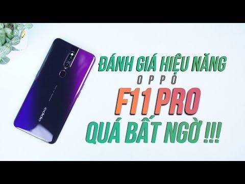 QUÁ BẤT NGỜ Với Hiệu Năng Của Oppo F11 Pro: Đừng Khinh Thường Chip MediaTek !!!
