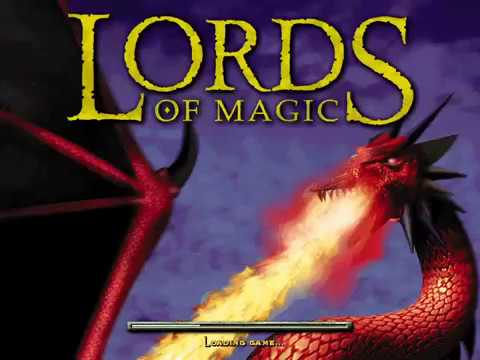 Lords of Magic Special Edition Mantera mod GS5R3 Part 4 Fire sorceress on hard turn 8 to 11 |