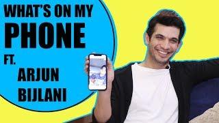 Whats On My phone ft. Arjun Bijlani  Exclusive 