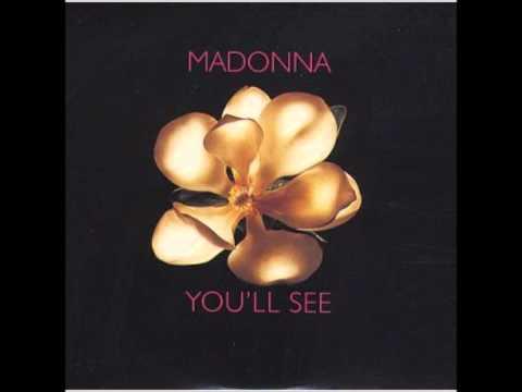 You'll See (DJ Jimmy Ray's Vision Mix) - Madonna