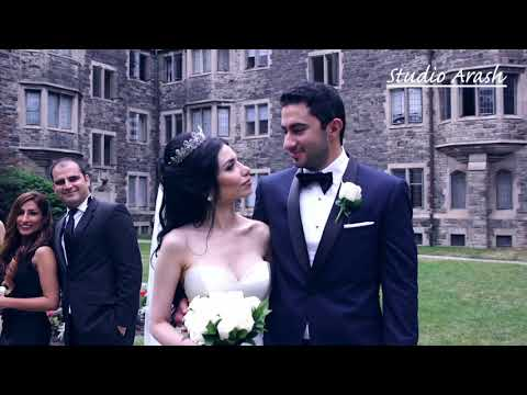 Persian Wedding Photographer in Toronto