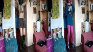 الجنس الثالث بشر المتحوله سلوى رقص بالاشقر والاسمر