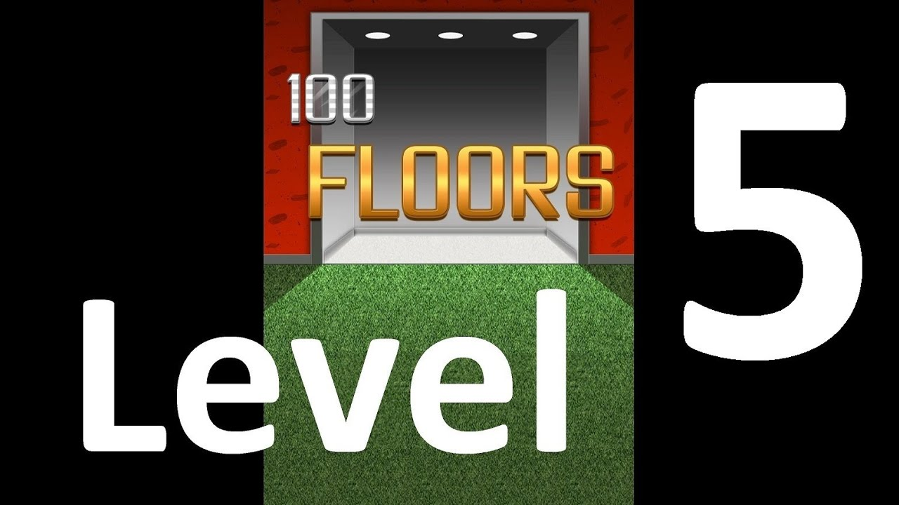 100 Floors Level 5 Annex Floor 5 Solution Walkthrough