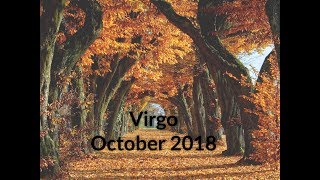 Virgo October 2018 ~ Justice At Last