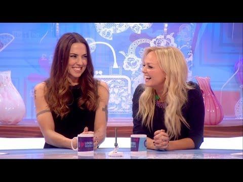 Melanie C & Emma Bunton - Loose Women Interview