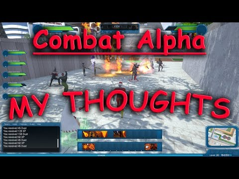 Ship of Heroes Alpha - My Thoughts and Impressions