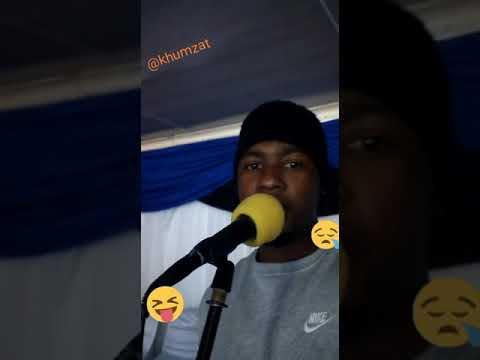 Khumzat Ngobese -Cover Masiyeke