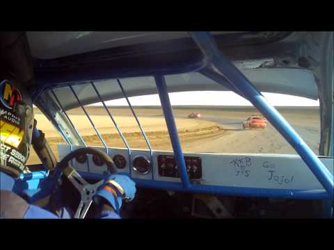 40J Sport Compact 4 Cylinders Hornet McCool 100 Junction Motor Speedway 10-21-12