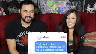 What NOT To Say On Tinder REACTION & DISCUSSION!!!