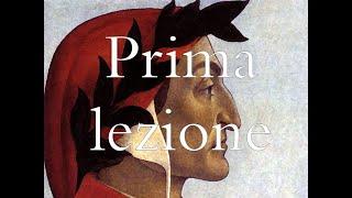 1. Prof Raffaele Pinto, Le Rime di Dante