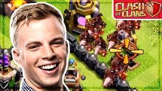 ATTACKING like a PRO PLAYER (or at least trying) | Clash of Clans