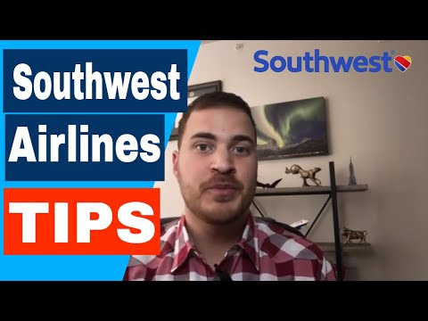 16 Southwest Airlines Tips To Become A Pro!