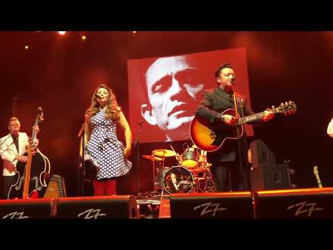 JOHNNY CASH ROADSHOW Part1 - 2018 Pratteln (28 Min.) Mp3