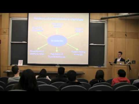 "Kent Langston: ""Selenium Metabolism and Selenoproteins"""
