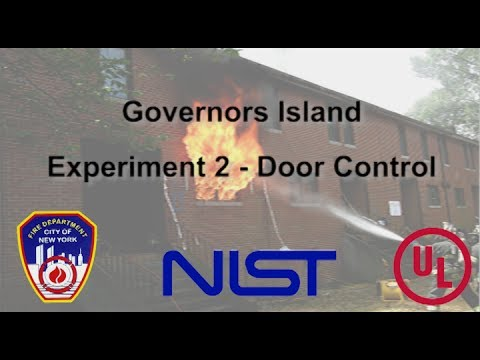 Governors Island: Exp 2 - Door Control