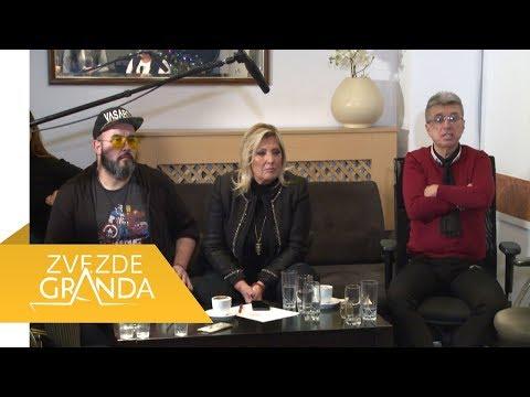 Sasa Popovic i Snezana Djurisic - Mentori - ZG Specijal 19 - 2018/2019 - (TV Prva 27.01.2019.)